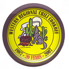 Convention Button